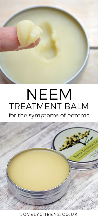Neem Treatment Balm is an all-natural skin salve made with luxurious oils, including Neem oil, that soften, soothe, moisturize, and protect. Read customer reviews of Neem Treatment Balm and purchase online. Worldwide shipping available