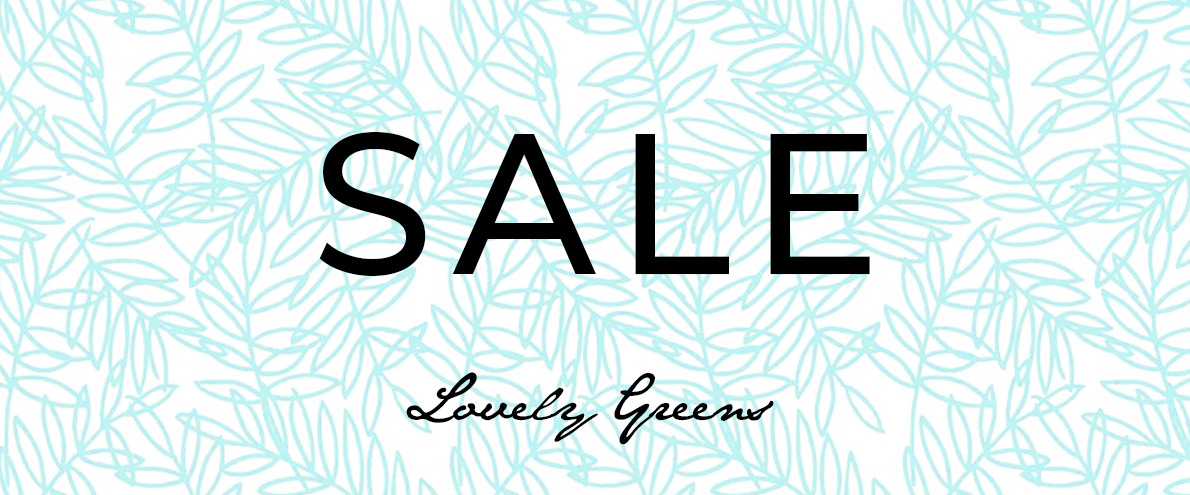 Lovely Greens Sale
