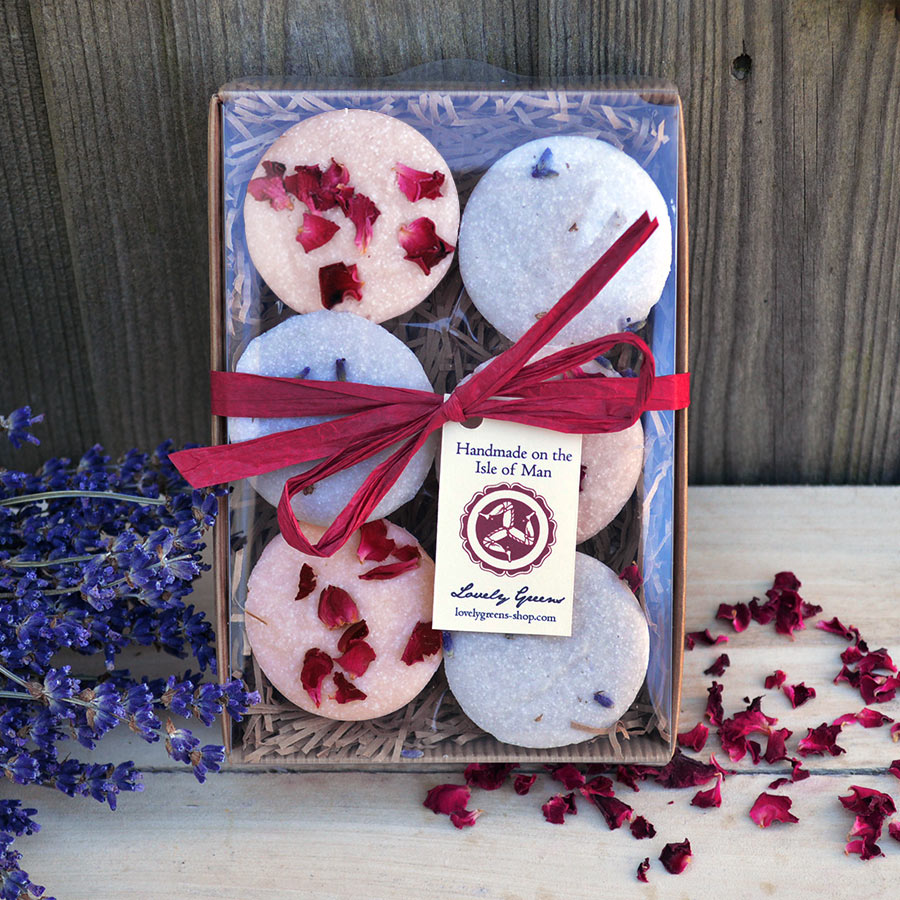 Aromatherapy Bath Melts Collection handmade on the Isle of Man