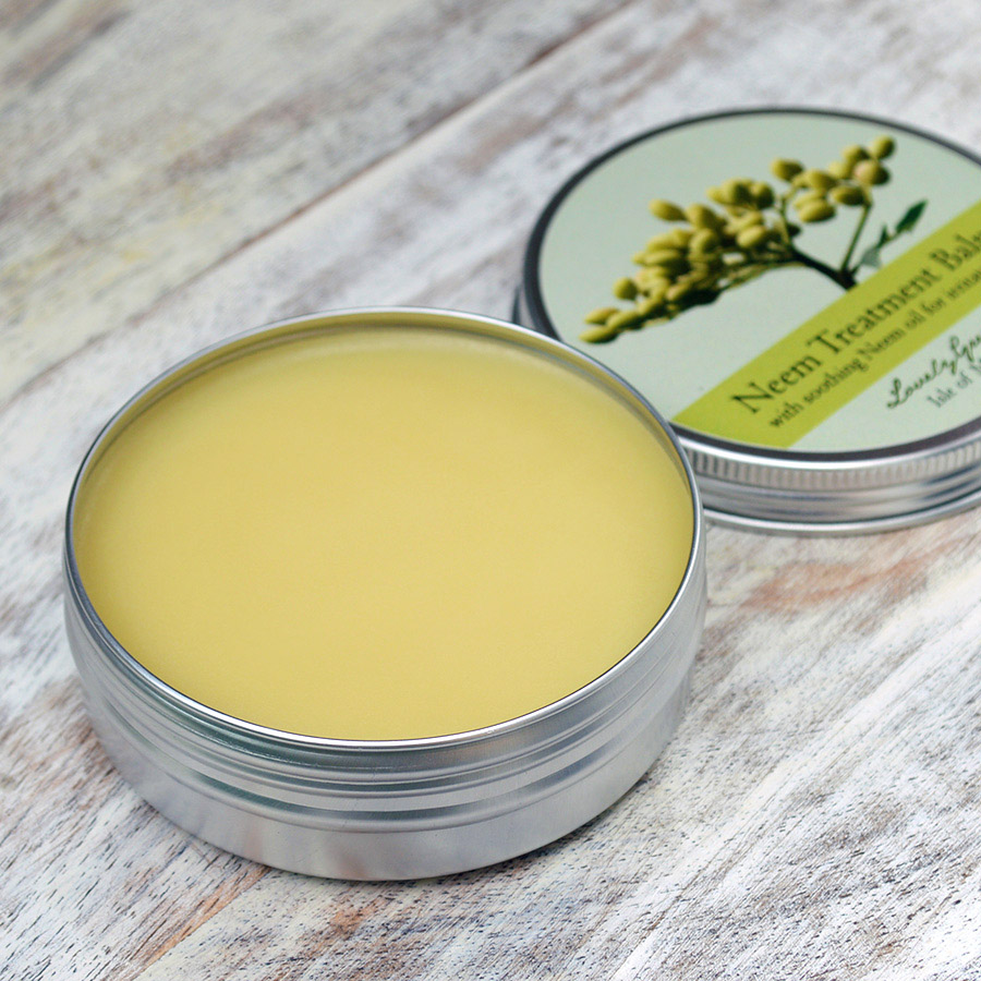 Neem Treatment Balm from Lovely Greens
