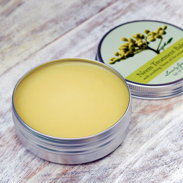 Neem Treatment Balm for Irritated Skin -- Lovely Greens