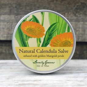 Natural Calendula Salve by Lovely Greens