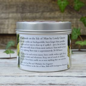 Cranberry Marmalade Candle by Lovely Greens
