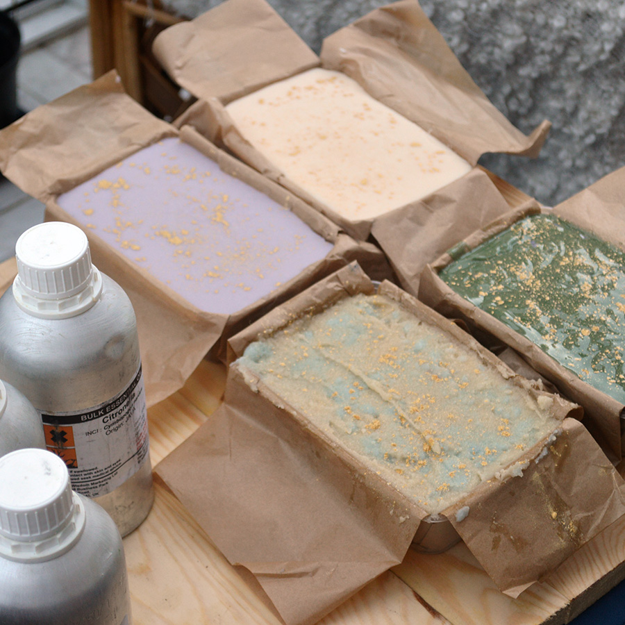 Open Soapmaking Classes Available