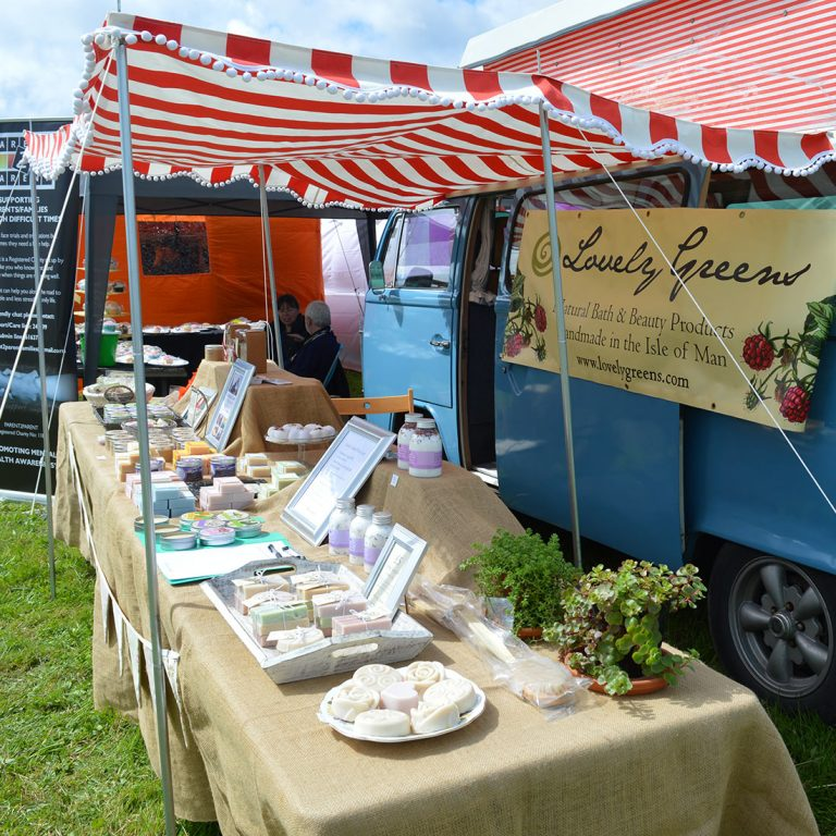The Royal Manx & Southern Agricultural Shows