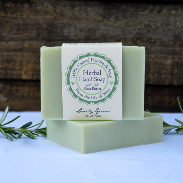 Herbal Hand Soap by Lovely Greens
